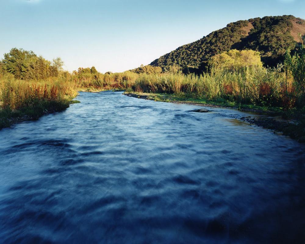 Landscape santa ynez river santa ynez california jon ball santa ynez river looking west freerunsca Gallery