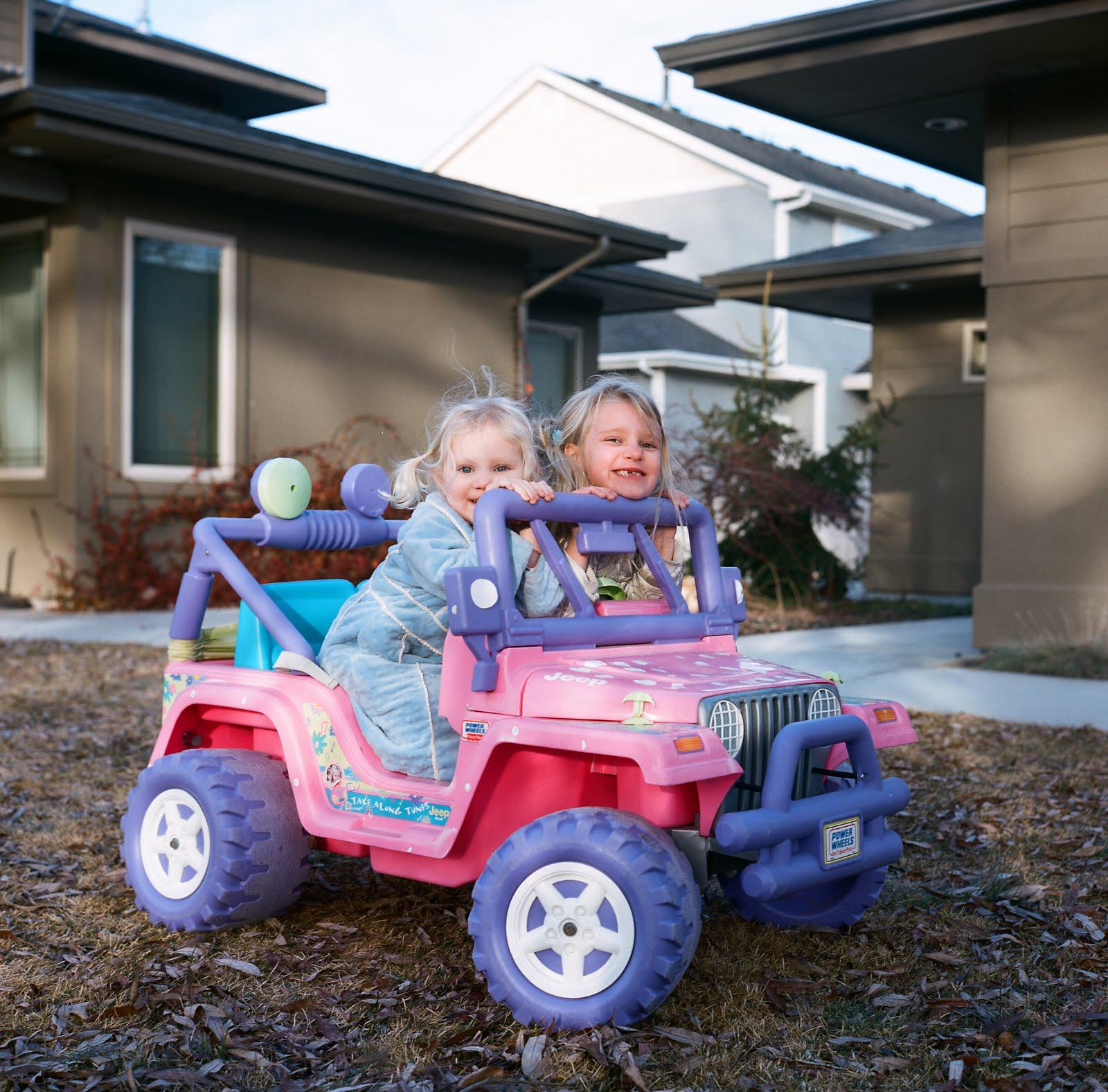81ab56247809 Cruisin  in the Barbie Jeep – Jon Ball