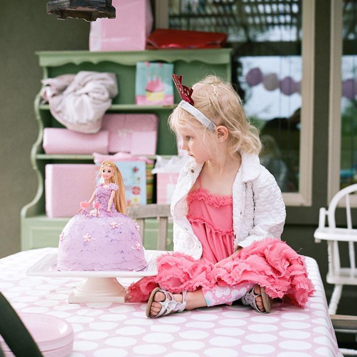 Barbiebirthdaycake