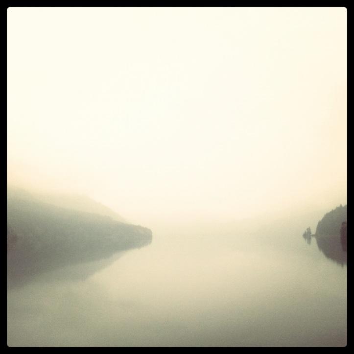 Crescent Lake near Forks Washington Olympic National Park
